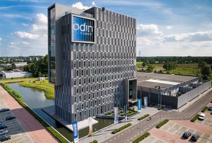 Duurzame kantoorruimte Expolaan 50 in Hengelo verhuurd aan Differ IT