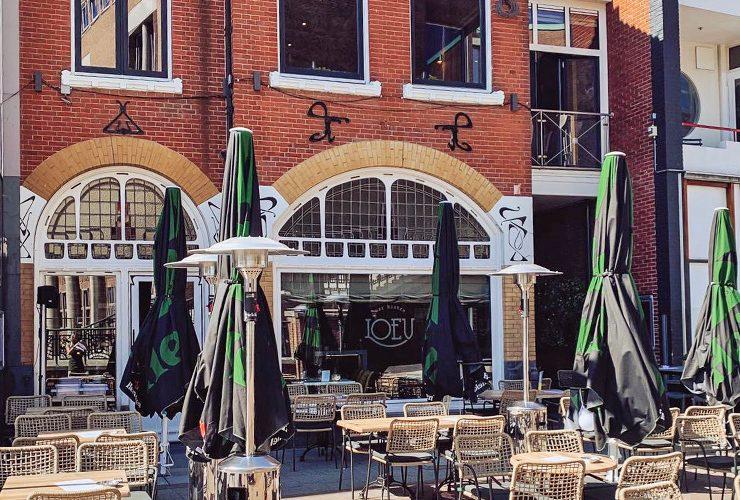 Horecagelegenheid Burgemeester Jansenplein 40 Hengelo restaurant Loev