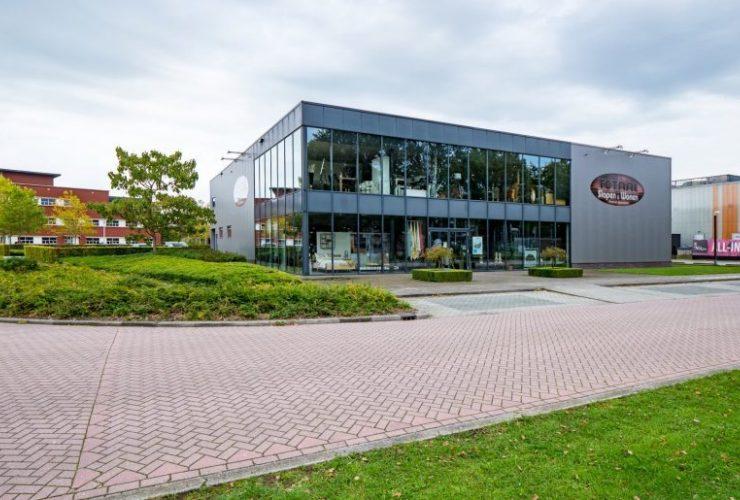 Showroom bedrijfsruimte kantoor Stelling 1 Hardenberg