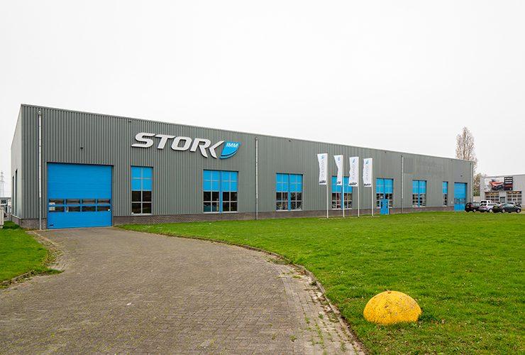 Voormalig bedrijfspand Stork aan Holtersweg 31 in Hengelo verhuurd aan BOA Recycling Systems