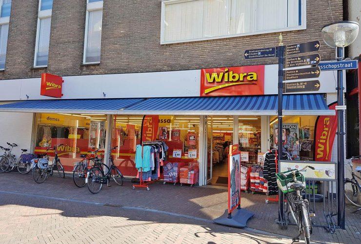 Winkelruimte Wibra Bisschopstraat 2 Oldenzaal