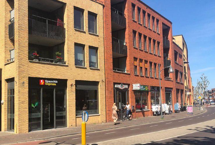 Winkelruimte Ootmarsumsestraat 278 in Almelo verhuurd