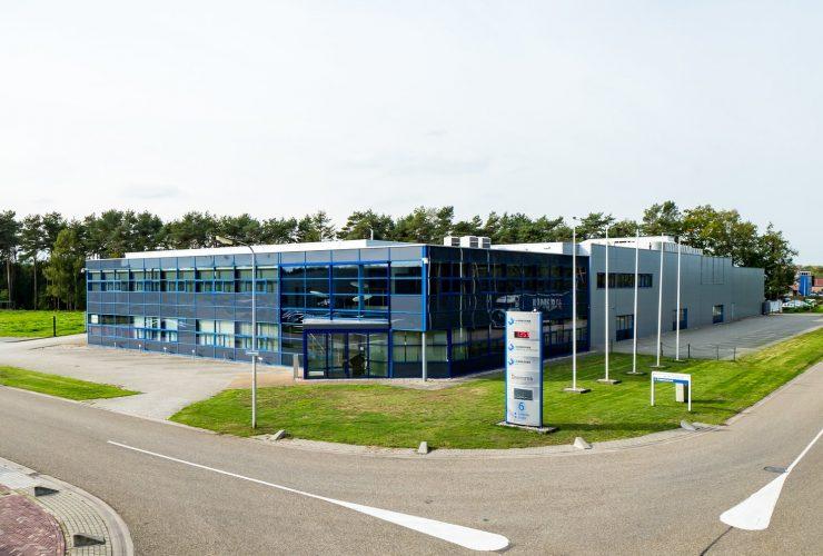 Multifunctionele bedrijfsruimte met kranen Zutphenstraat 6 Oldenzaal