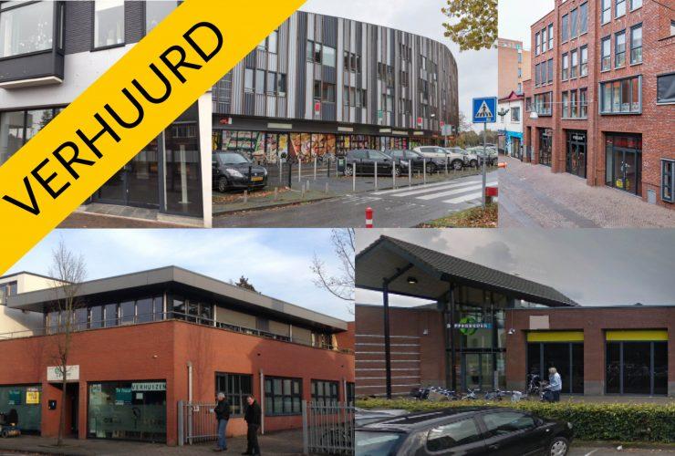 Vijf winkelruimtes in Enschede verhuurd - meta